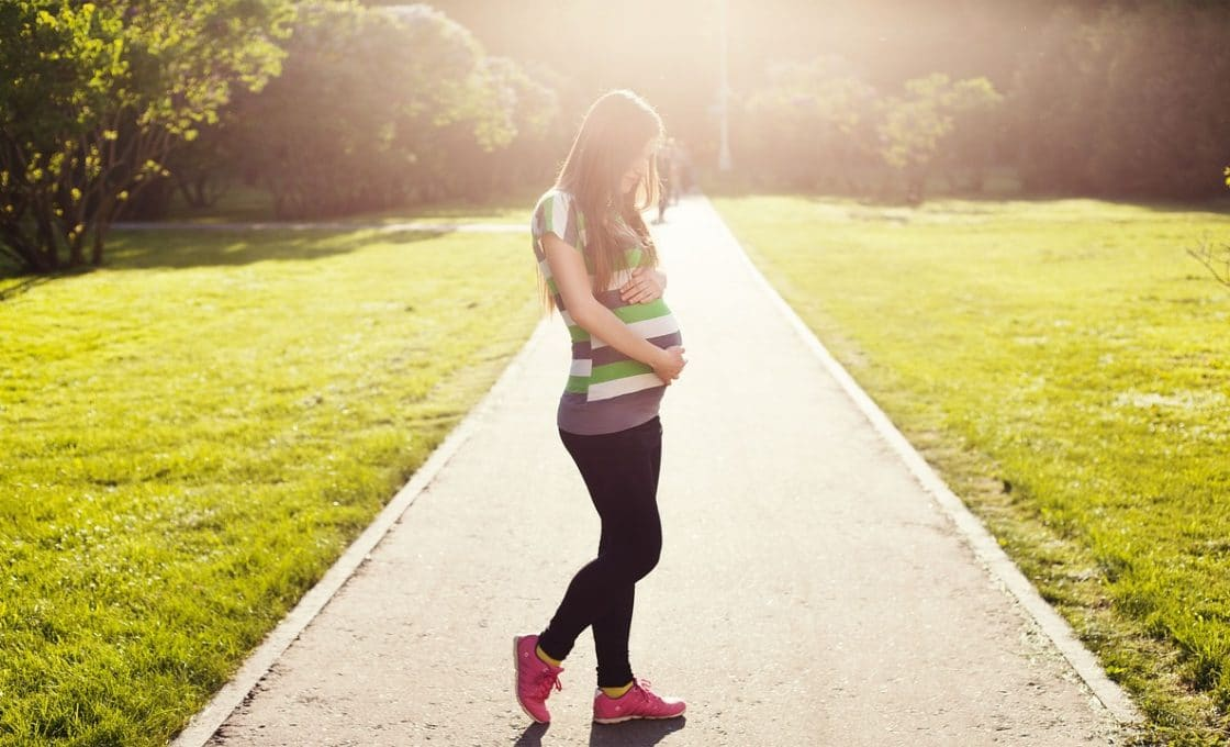 5 conseils à suivre pour garder la forme en étant enceinte