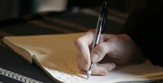 Le notaire vous accompagne à la rédaction de disposition de dernières volontés