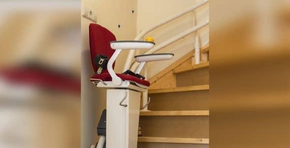 Quel est le prix d'un monte escalier intérieur ?